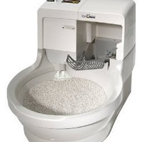 CatGenie 120 Self-Washing Self-Flushing Cat Box: Pet Supplies
