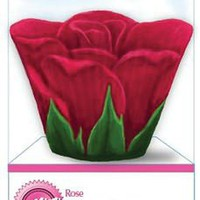 Baking Cups-Red Rose Petal 24/Pkg-Standard, Wilton - Barnes & Noble