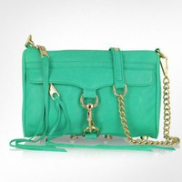 Rebecca Minkoff Mini MAC Clutch/Shoudler Bag | FORZIERI