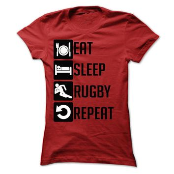 Eat, Sleep, RUGBY and Rep