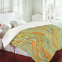 DENY Designs Home Accessories | Lisa Argyropoulos Rustic Waves Duvet Cover