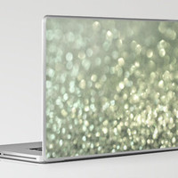 Mingle 2 - Silver Screen Laptop & iPad Skin by Lisa Argyropoulos | Society6