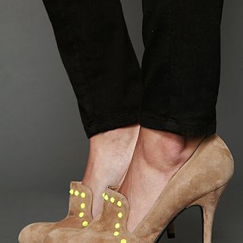 Free People Clara Stud Heel