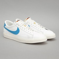 Nike Tennis Classic AC ND (Summit White / Dynamic Blue / Natural) | Oi Polloi