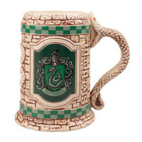 Slytherin Molded Stein | Universal Studios Merchandise