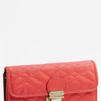 Lulu Quilted Wallet | Nordstrom