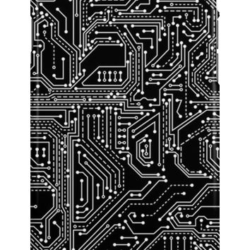 Computer Circuit Board Apple iPhone 6 Cover