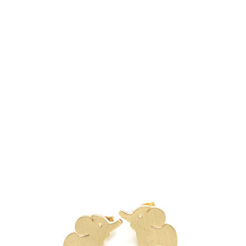 Elephant In The Room Earrings