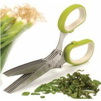 RSVP Herb Scissors: Amazon.com: Kitchen & Dining