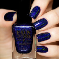 Fun Lacquer Starry Night of the Summer Nail Polish - Starry Night of the Summer