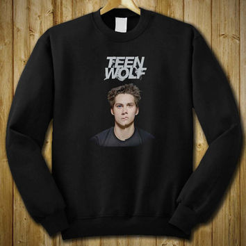 Dylan o'brien Sweater Sweatshirt Shirt # Unisex Adult Size