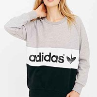 adidas Originals City Sweatshirt- Grey