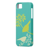 Colorful Birds Custom iPhone Case iPhone 5 Cases from Zazzle.com
