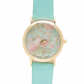 Ka-Bloom Floral Watch