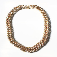 Large Gold Chain - Vintage Coro