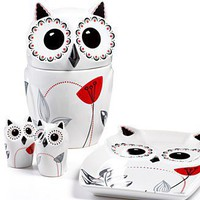 The Cellar Serveware, Owl Collection