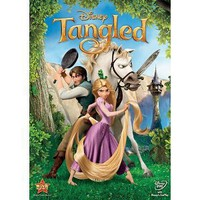 Tangled: Mandy Moore, Zachary Levi: Movies & TV