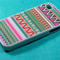 Pink Aztec Iphone 4 Case - Aztec Ip.. on Luulla
