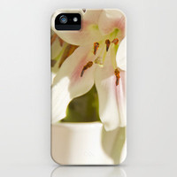 Lilies of the Field iPhone Case by Shawn Terry King | Society6