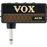 Vox amPlug AC30 Guitar Headphone Amp: Musical Instruments