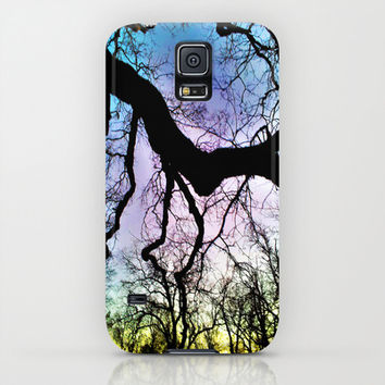 Twisted Tree Sunset iPhone & iPod Case by DuckyB (Brandi)