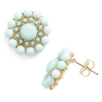 My Own Rendition Earrings in Mint | Mod Retro Vintage Earrings | ModCloth.com