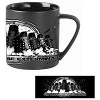 Doctor Who Dalek Mug You Will All Be Exterminated - Underground Toys - Doctor Who - Mugs at Entertainment Earth