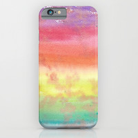 Nothing is Perfect iPhone & iPod Case by Catherine Holcombe
