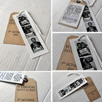 project wedding / invitations