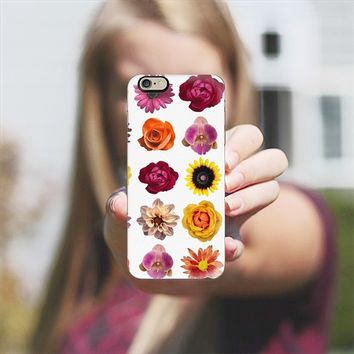 Bouquets iPhone 6 case by DuckyB | Casetify