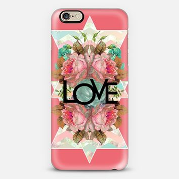 love pink edition iPhone 6 case by Sandra Arduini | Casetify
