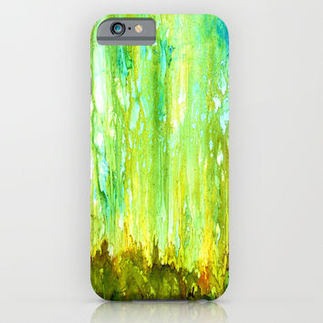 Forest Glow iPhone & iPod Case by Rosie Brown