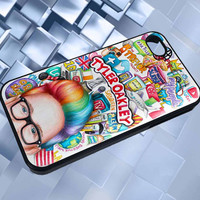 Ledneb Tyler Oakley adnaloy all new design case