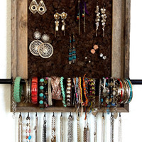 11x14 Custom Jewelry Organizer
