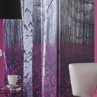 Woodland Wildflowers Screen from Midnight Velvet?-
