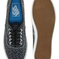 Vans Lo Pro Floral Lace Up Trainers at asos.com