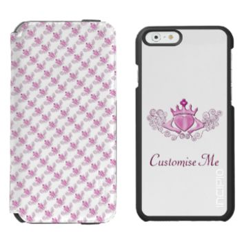 The Claddagh (Pink) Incipio Watson™ iPhone 6 Wallet Case