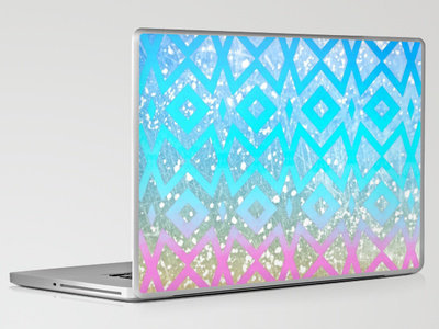 Shades Laptop & iPad Skin by Lisa Argyropoulos | Society6