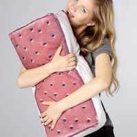 Ice Cream Sandwich Dessert Pillow