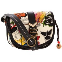 The SAK Artist Circle Shoulder Bag - designer shoes, handbags, jewelry, watches, and fashion accessories | endless.com