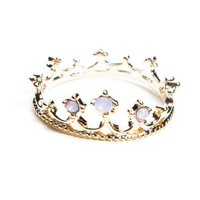 Princess Ring #Ring #Crown #Princess #Jewelry