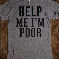 help me i&#x27;m poor - The basics
