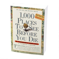 &quot;1000 Places To See&quot; Book | World Market