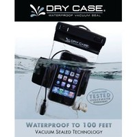 Dry Case Waterproof Case for iPhone iPod Touch and Smart Phones