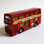 Vintage Matchbox Diecast Red London Bus Super by FoxandThomas