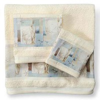 Blue Waters Hand Towel | OceanStyles.com