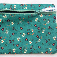 Zip Purse, Change Purse, Coin Purse, Gadget Bag