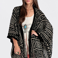 Nara Cardigan by John Galt - $89.00: ThreadSence, Women's Indie & Bohemian Clothing, Dresses, & Accessories