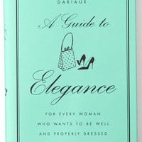 Books with Style A Guide To Elegance | SHOPBOP