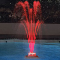 LED Pool Fountain - OpulentItems.com